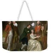 The Beaumont Family Weekender Tote Bag
