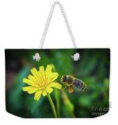 The Bee Weekender Tote Bag