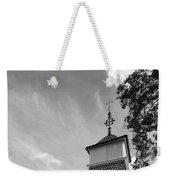The Bellfry And The Church Of Kustavi Weekender Tote Bag