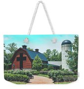 The Billy Graham Library Weekender Tote Bag