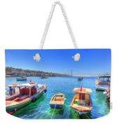 The Bosphorus Istanbul Weekender Tote Bag