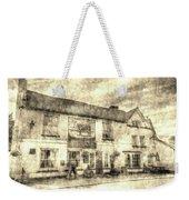 The Bull Pub Theydon Bois Vintage Weekender Tote Bag
