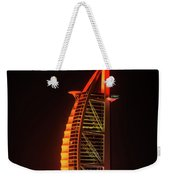 The Burj Al Arab Weekender Tote Bag