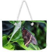 The Butterfly Weekender Tote Bag