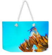 The Cactus Wren Weekender Tote Bag