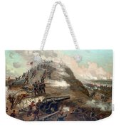 The Capture Of Fort Fisher Weekender Tote Bag by War Is Hell Store