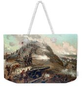 The Capture Of Fort Fisher Weekender Tote Bag