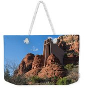 The Chapel Of The Holy Cross Weekender Tote Bag