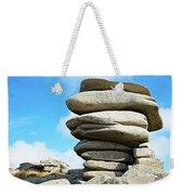 The Cheesewring Weekender Tote Bag
