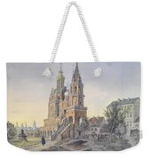 The Church Of The Dormition Weekender Tote Bag