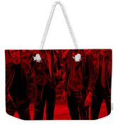 The Clash Collection Weekender Tote Bag