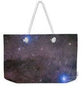 The Coalsack And Jewel Box Cluster Weekender Tote Bag