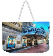 The Commodore Theatre Weekender Tote Bag