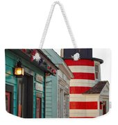 The Cove Weekender Tote Bag