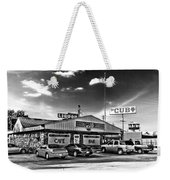 The Cub - Surreal Bw Weekender Tote Bag