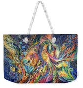The Dance Of Oranges Weekender Tote Bag