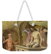 The Dead Christ Weekender Tote Bag