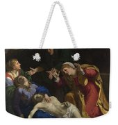 The Dead Christ Mourned The Three Maries Weekender Tote Bag