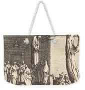 The Death Of Judas Weekender Tote Bag
