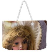 The Doll Weekender Tote Bag