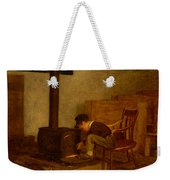 The Early Scholar Weekender Tote Bag