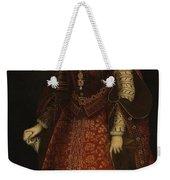 The Empress Isabel Of Portugal Weekender Tote Bag