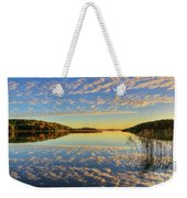 The Evening Light Weekender Tote Bag