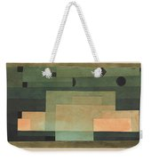 The Firmament Above The Temple Weekender Tote Bag