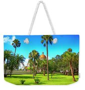 The First Baptist Church Of Tampa  Weekender Tote Bag