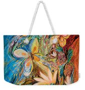 The Flowers And The Fruits Weekender Tote Bag