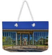 The Fort Worth Modern Art Museum Weekender Tote Bag