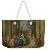 The Four Ages Of Man   Childhood Weekender Tote Bag