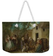 The Four Ages Of Man   Old Age Weekender Tote Bag