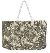 The Four Horsemen Weekender Tote Bag