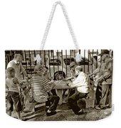 The Game Weekender Tote Bag