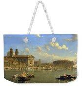 The Giudecca. Venice  Weekender Tote Bag