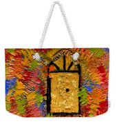 The Golden Door Of Grace Weekender Tote Bag