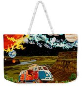 The Gorge-one Sweet World Weekender Tote Bag