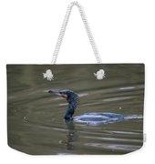 The Great Cormorant Weekender Tote Bag