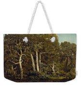 The Great Oaks Of Old Bas-breau Weekender Tote Bag