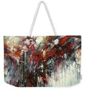 The Heart Of Chaos Weekender Tote Bag