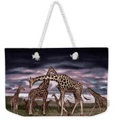 The Herd Weekender Tote Bag