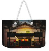 The Hilbert Circle Theatre Of Indianapolis Weekender Tote Bag