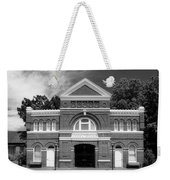 The Historic New Harmony Opera House Weekender Tote Bag