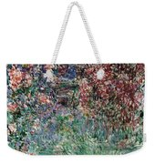 The House Among The Roses Weekender Tote Bag