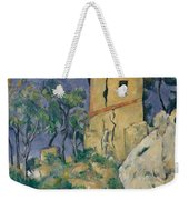 The House With The Cracked Walls Weekender Tote Bag