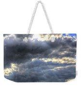 The Impending Storm Weekender Tote Bag