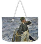 The Inshore Channel Weekender Tote Bag