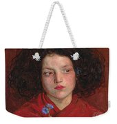 The Irish Girl Weekender Tote Bag