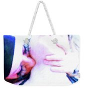The Kiss By Mary Bassett Weekender Tote Bag